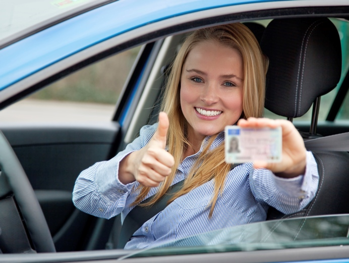 Girl With Drivers License